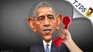 "Obama Spews Platitudes To "" Folks"" At High School Graduation"
