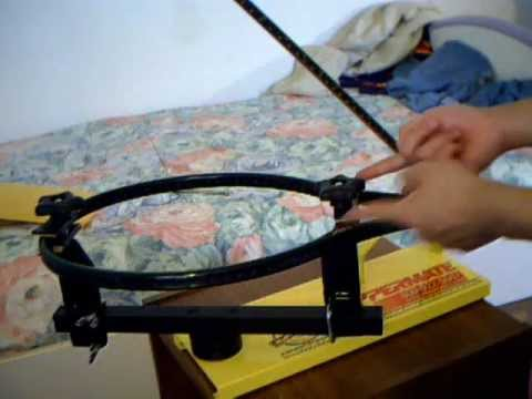 (Tutorial) Mounting a Racquet on the Klippermate