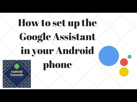 How to set up the Google Assistant in your Android phone