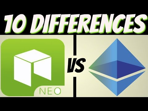 NEO vs Ethereum | 10 Differences ( Who Will Win?)