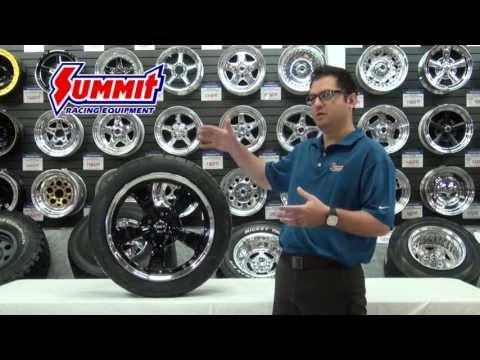 Plus Sizing - Finding Custom Tire Sizes - Summit Racing Quick Flicks
