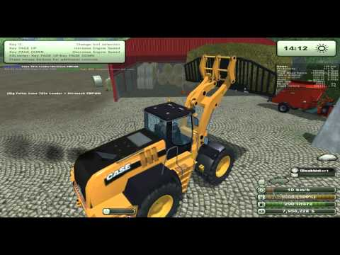 Farming Simulator 2013 | Best Way To Feed Cows