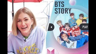 Fans Play The New BTS World Game
