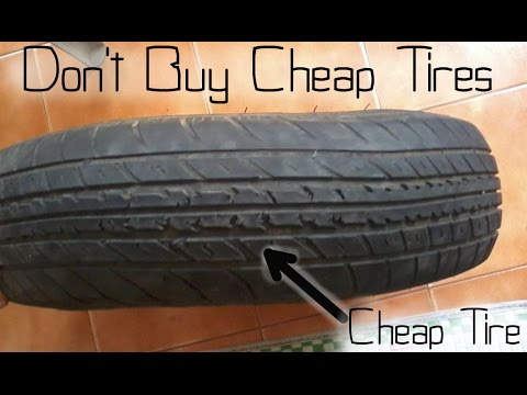 Don't Buy Cheap ass Tires! Whats your favorite brand tire and why. Leave a comment!