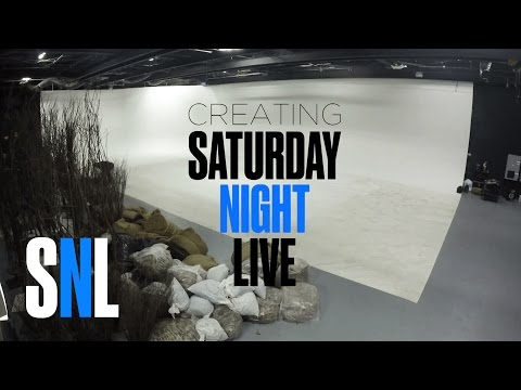 Creating Saturday Night Live: World Peace Rap