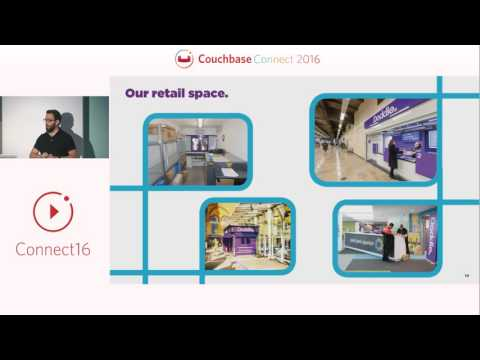 Doddle: Replatforming to take Click & Collect to the customer – Couchbase Connect 2016