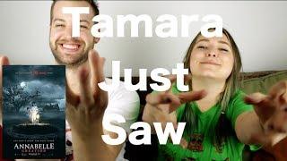 Annabelle: Creation - Tamara Just Saw