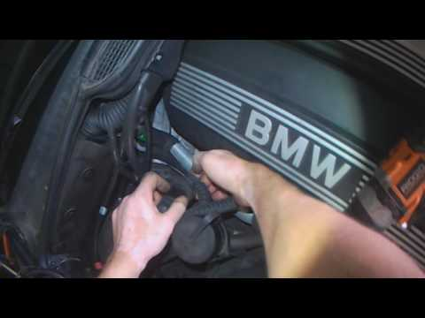 BMW E36: Secondary Air Injection Fault