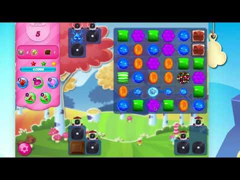 Candy Crush Saga Level 3154