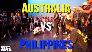 AUSTRALIA VS PHILIPPINES (Part 1) | WORLD SUPREMACY BATTLEGROUNDS 2015