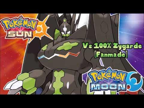 Pokémon Sun&Moon - 100% Zygarde Battle Theme [Prediction]