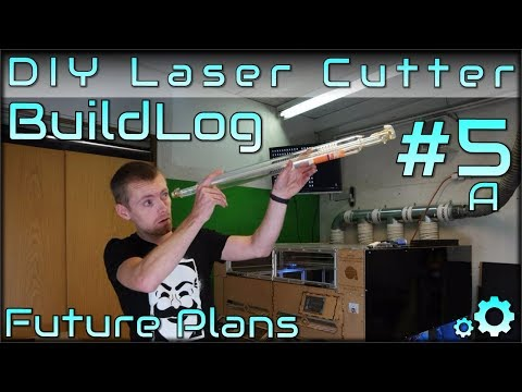 DIY Laser Cutter BuildLog - Part5a - Future Plans, Ideas and Upgrades