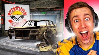 HOW TO FIX A CAR (Gas Station Simulator)