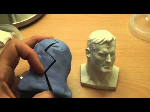 Superman Adopted Son Customization - Part 1 - The Mold