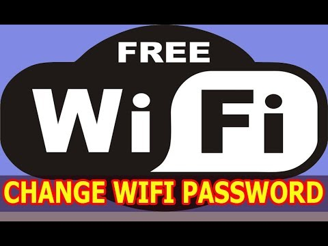 How To Change WiFi Password - Digicom in Picture?