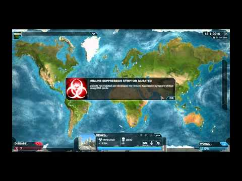Let's take a look: PLAGUE INC: EVOLVED