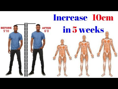grow taller-  How to increase the height | clickbank review