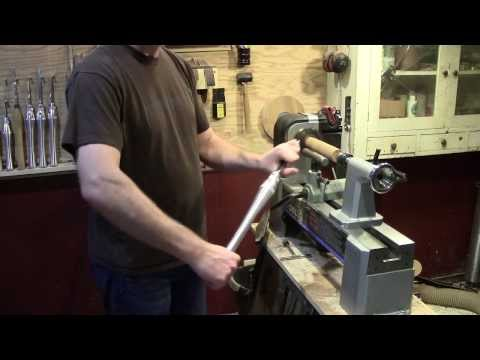 Woodturning Q&A How to properly hold turning tools