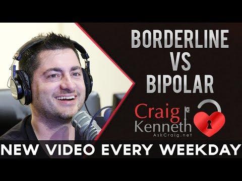 Borderline Vs Bipolar Disorder