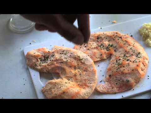 Bistek de Toronja - Grapefruit's pith steak