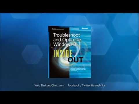 Windows 8 System File Checker - Troubleshoot and Optimize Windows 8 Inside Out