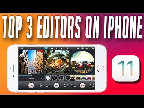Best Editing Apps Free On iPhone, Top 3 Best Free Video Editors/Edit On iPhone/ TechnoTrend