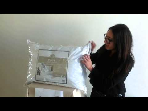 Charter Club Goose Down Pillow Review by JustOC