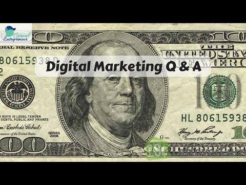 Digital Marketing Q & A | Black Friday