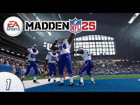 Madden 25 - Xbox One: Connected Franchise - E1