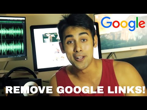 How to Remove Negative Google Links (Do It Yourself)