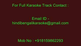 Ab Mujhko Jeena - Karaoke - Aashayein (2010) - Zubeen Garg ; Samishka Chandra