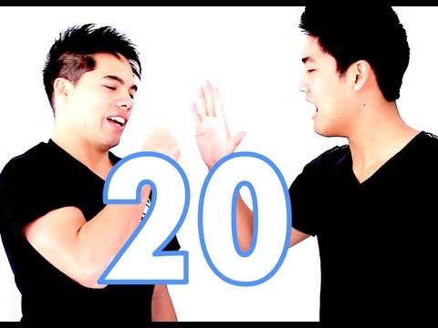20 Handshakes