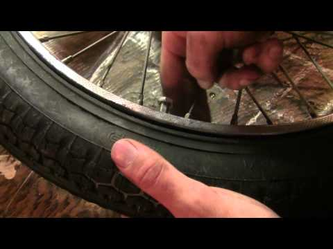 How to Change a Moped Tire Step by Step