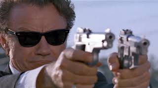 Reservoir Dogs (1992) - Mr. Orange gets shot, Mr. Brown is dead