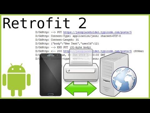 Retrofit Tutorial Part 5 - HOW TO LOG HTTP REQUEST & RESPONSE - Android Studio Tutorial