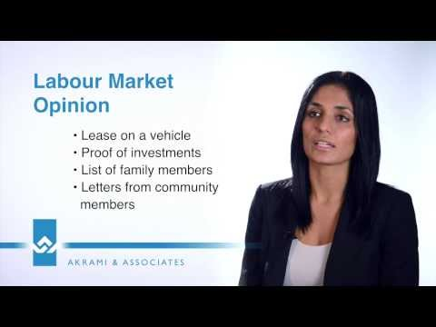 Labour Market Opinion LMO