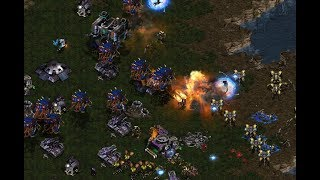StarCraft 2 - Legacy of the Void - PPPZ v PTTZ on Kimeran
