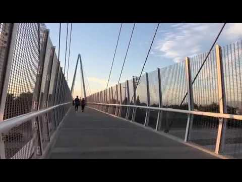 Blablabla voiceover - the bridge over the Santa Clara county, asmr