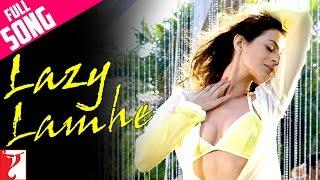 Lazy Lamhe - Full Song | Thoda Pyaar Thoda Magic | Saif Ali Khan | Amisha Patel