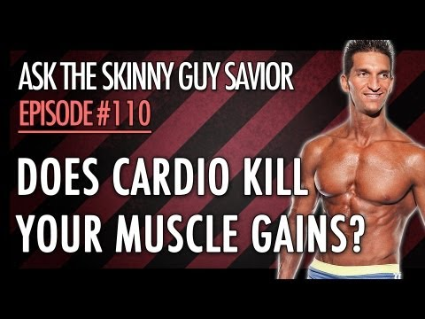 Does Cardio KILL Muscle Gains? How to Keep Cardio From Ruining Your Muscle Gains?