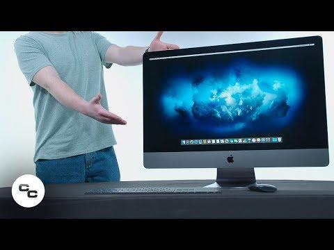 iMac Pro Secret Mission Unboxing - Krazy Ken's Tech Misadventures