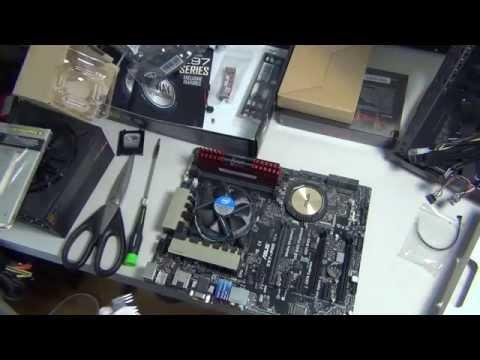 HD How to Build ASUS Video Editing Gaming Computer 2014 IBuildComputer.com Blackfriday deal