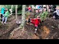 Is This the Craziest Downhill MTB Track ever.....Dont tickle it SEND IT!!
