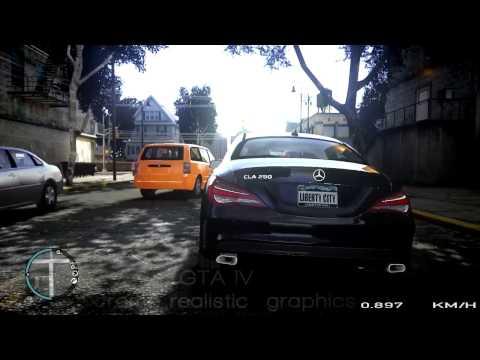GTA IV Extrem Realistic Graphics 2017