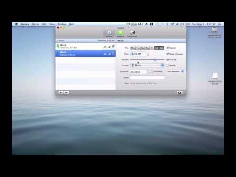 Alarm Clock Aurora Mac Application Review