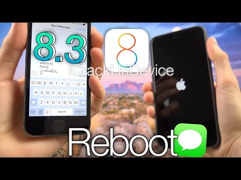 How To Turn Off Reboot Your Friends Iphones By Imessage Ios 83 Bug Fo