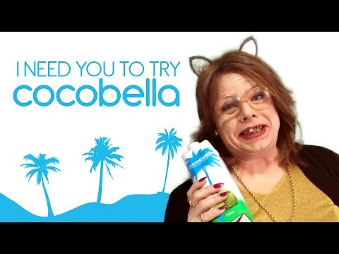 I NEED YOU TO TRY COCOBELLA