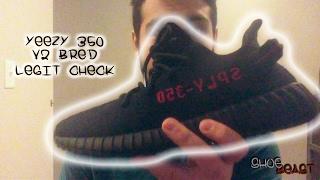best website 9dcb8 4c2f2 2 Ways To Legit Check Yeezy 350 v2 Bred