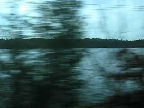 On the Train from Philadelphia to Atlantic City