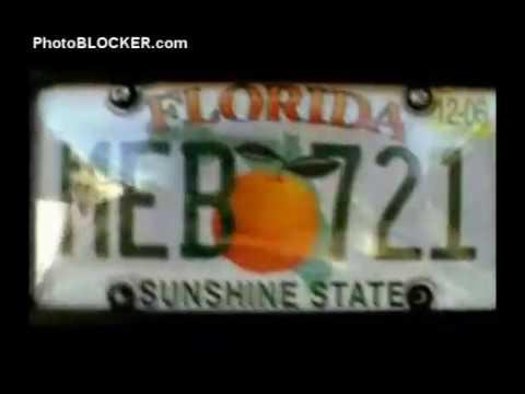 No More Traffic Tickets -PhotoShield As Seen On CSI Miami short PB